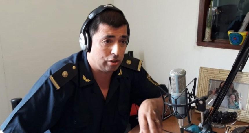 Alejandro Barrios: 'Se desconoce a ciencia cierta los motivos que provocaron el accidente'