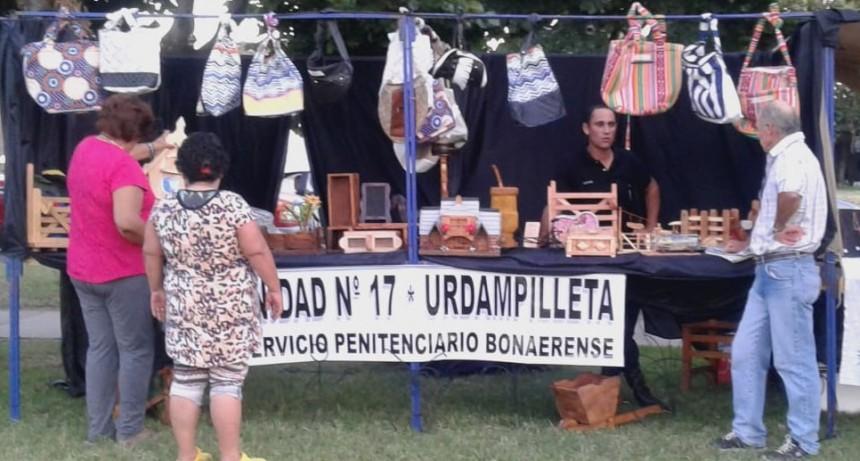 La Unidad Nº17 presente en la placeada de Urdampilleta
