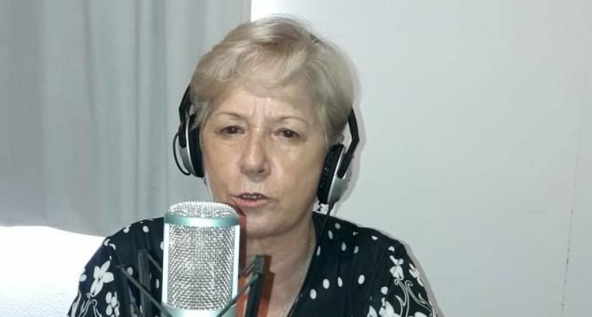 Mirta Carona: 'El desafío principal de todos es recuperar la Unión Cívica Radical'