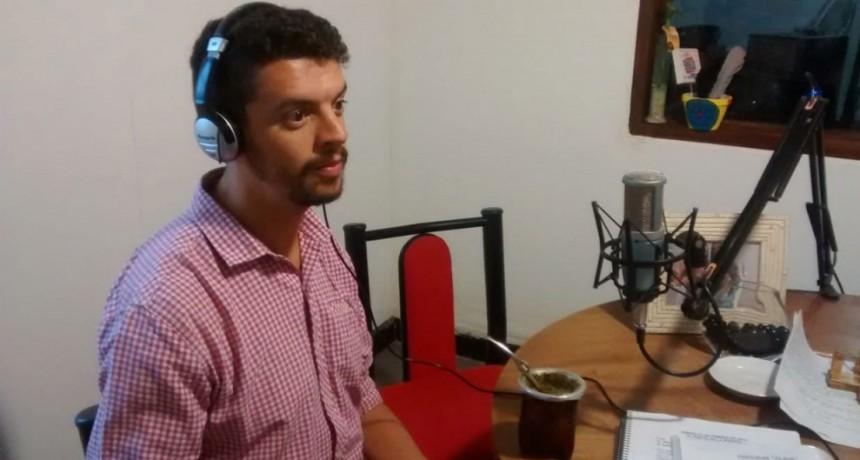 Sebastián Traficante: 'El tiempo que pasaba en las ONG me generaba más satisfacción que mi trabajo en el ámbito privado'