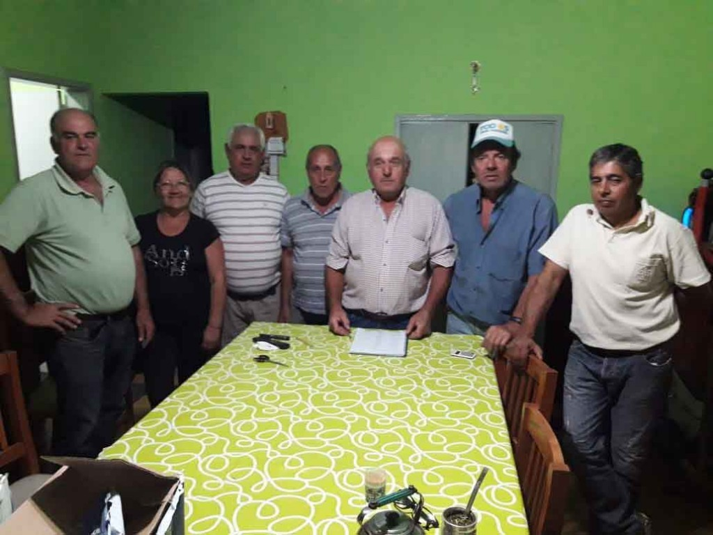 Se hizo entrega a Club El Veterano de la recaudación de las entradas a voluntad de La Placeada