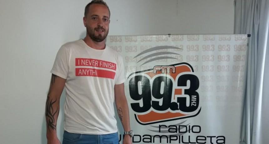 Nahuel Gallo: 'Creo que todavía me queda mucho por jugar y espero poder seguir creciendo'