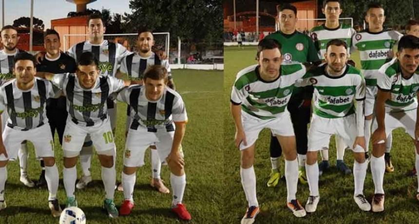 Torneo EP N.º 54; Primera semifinal con goleada en la noche del domingo