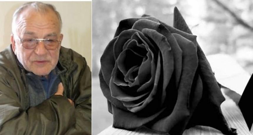 Se decretó duelo oficial en Urdampilleta por el fallecimiento de Miguel Salvador González