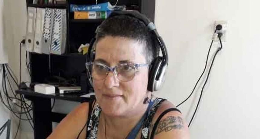 Graciela Mandados vuelve a recorrer las calles de la localidad