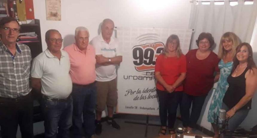 'Lo recaudado con la rifa de Proyectar por los Pueblos se destinará a Bomberos y Comedor Los Pichones'