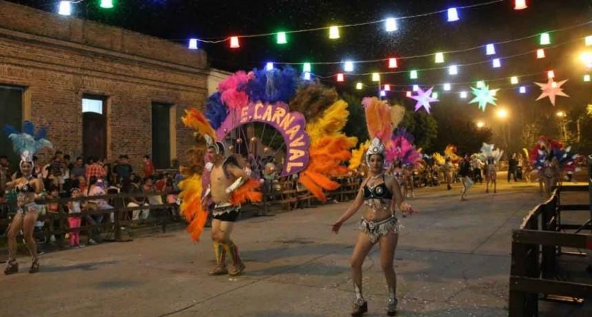 Pirovano vivió dos noches a puro carnaval
