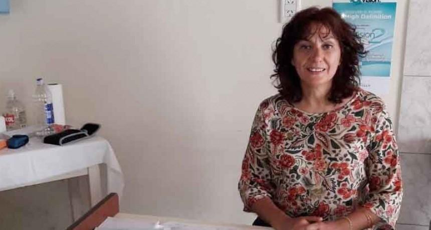 Mary Jofre; 'El gobierno municipal esta muy comprometido en lo que refiere a la salud de la comunidad'
