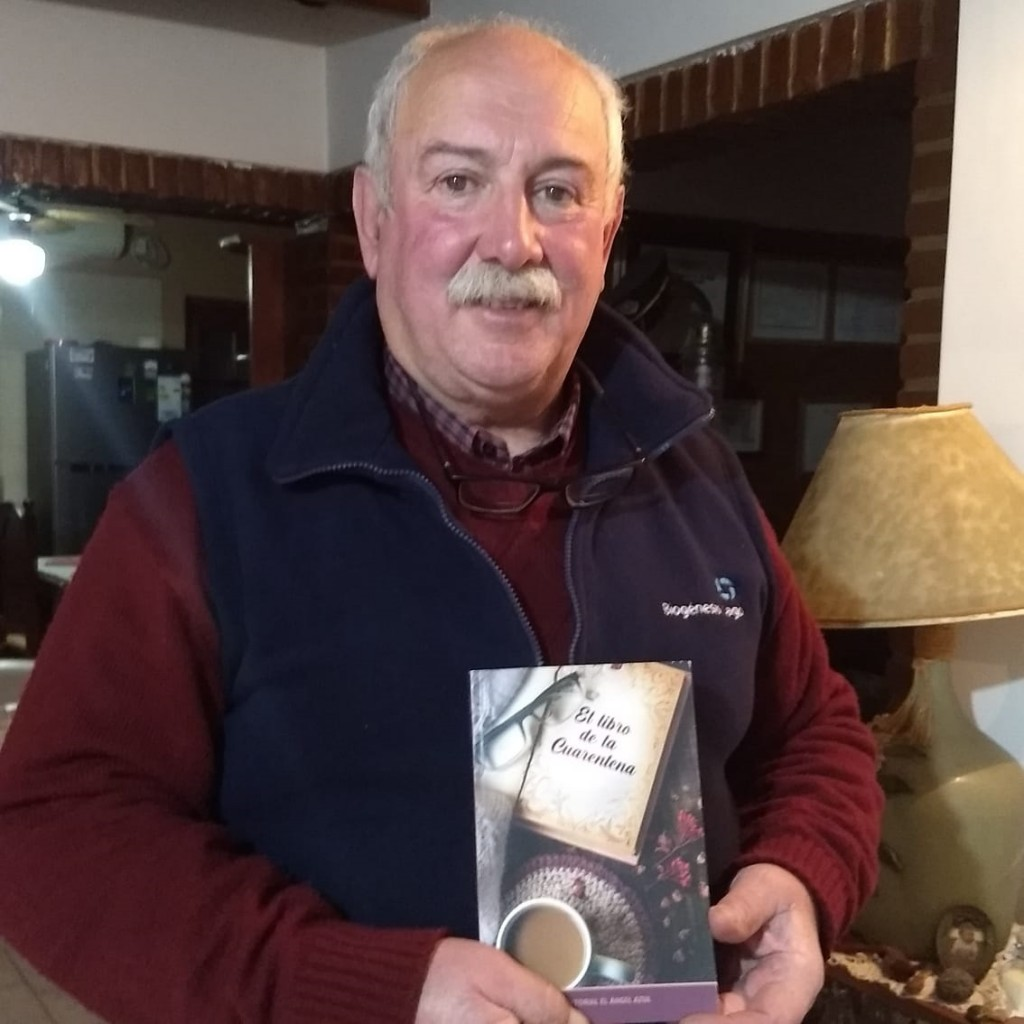 Alberto 'Petty' Fiscella fue reconocido por parte del Instituto Cultural Latinoamericano de Junín