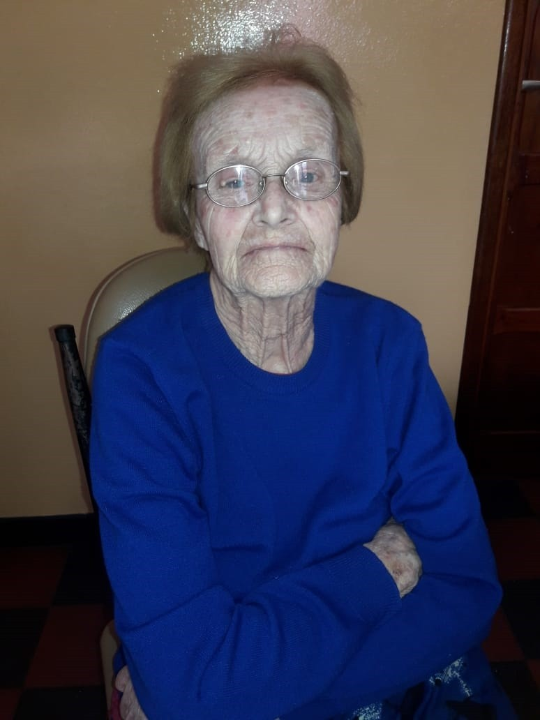 Porota Álvarez de Cernadas celebró su cumpleaños número 88