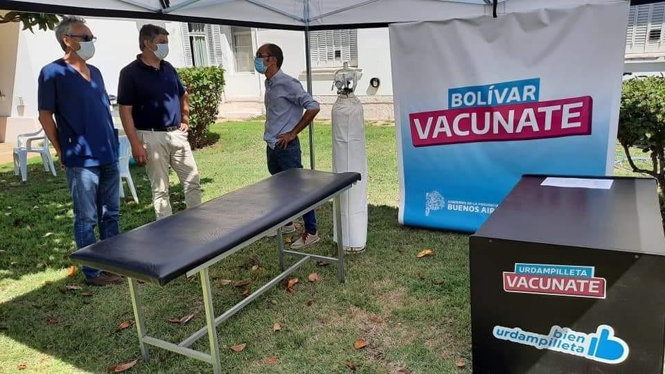 """Dr. Fabián Marina: """"La llegada de la vacuna para la comunidad sería muy bien recibida"""""""