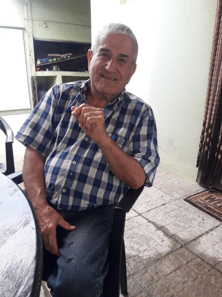 """Diego Herrero (Acumuladores Herrero): """"Gracias a Dios pude darles estudios a mis hijos, no fue en vano gastar ni hacer el sacrificio que hicimos"""""""