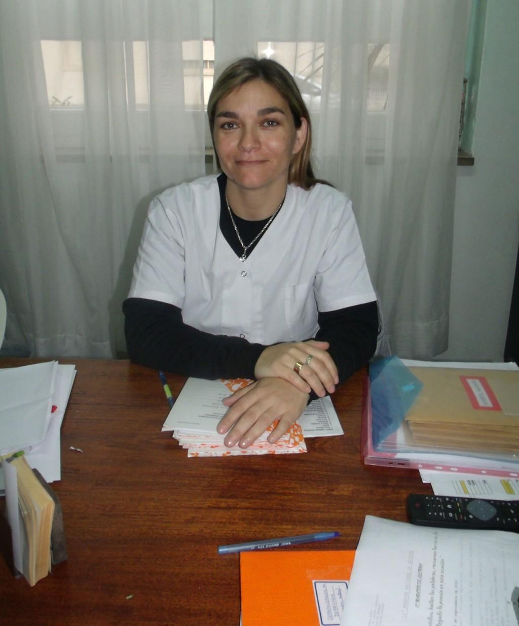 """Alejandra Gonzalez (Directora EP 22): """"Volvimos a la escuela el 1 de febrero y a partir del 17 comenzamos el proceso de intensificación de la enseñanza"""""""