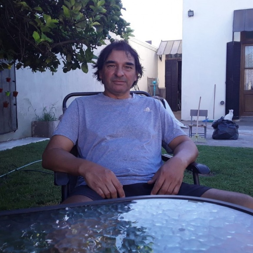 """Ramón Benicelli (Nuevo DT CAU): """"Estoy muy contento de haber llegado a un arreglo con el Club, ahora voy a tratar de ponerle todas las pilas así vamos para adelante"""""""