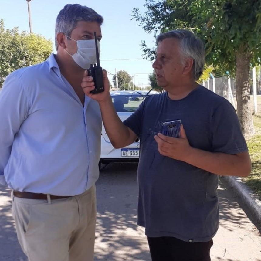 """Agustín Puleo Zubillaga: """"Estamos muy satisfechos con la respuesta de la gente, hubo gran concurrencia a las primeras pruebas de manejo"""