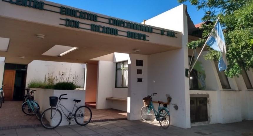 """María José Calvo: """"Nosotros como Centro Complementario aún no recibimos un protocolo aprobado para la presencialidad"""""""