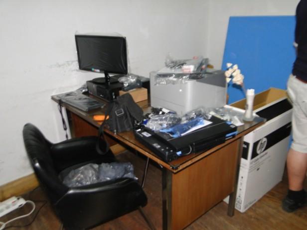 Nuevo equipamiento para la realización de DNI en Urdampilleta