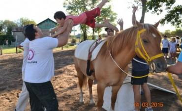 Centro de actividades ecuestres adaptadas en Urdampilleta