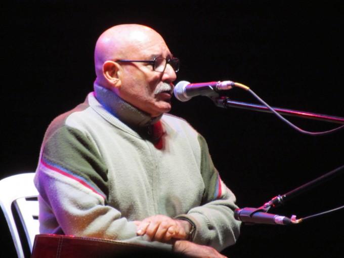 Pedro Santa Cruz Couto, se presentó en el 'MeEncanta Bolívar 2016'