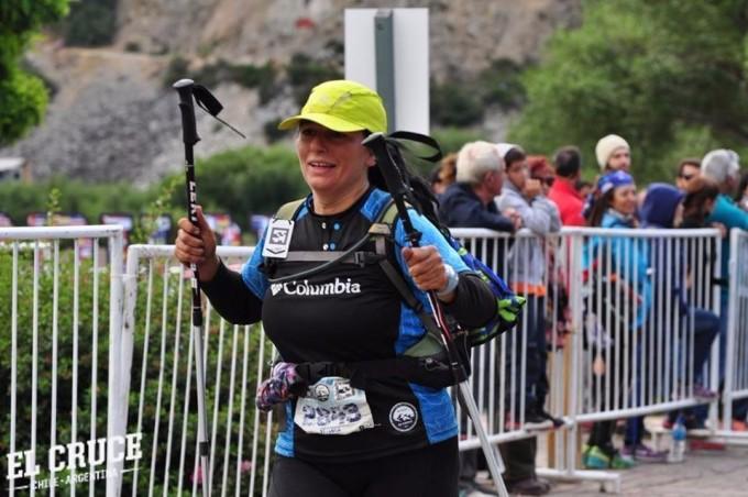 Viviana Delgado: 'Correr me cambio la vida'