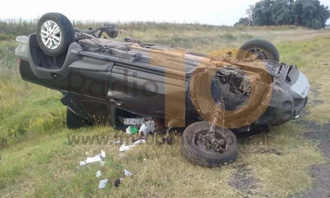 URGENTE: Serían dos las personas fallecidas en el accidente entre Pirovano - Daireaux