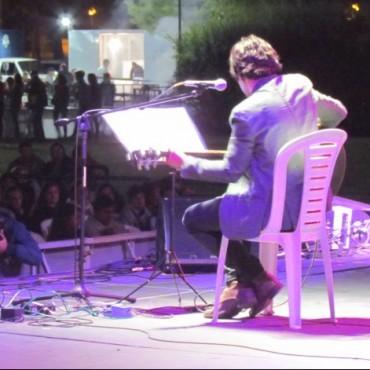 Antes de viajar a Colombia, Rafael Doorish pisó el escenario del festival MeEncanta Bolívar