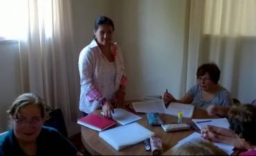 Centro de Jubilados y Pensionados: Comenzó con el 'Taller de Memoria'