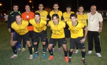 Fútbol Escuela N°54: 'Transporte El Narigón' ganó la primera final