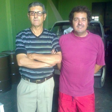 Hugo y Fabricio Gerea: 'El mercado de la miel decayó mucho este año'