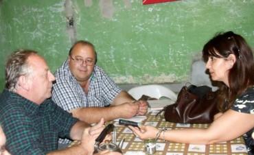 Bomberos de Pirovano: Siguen avanzando en infraestructura y servicios