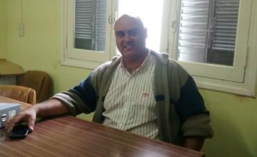Dubal Rena: 'El campo venía muy bien y los cultivos con muy buenos rindes, pero después de estas lluvias aún no podemos estipular las perdidas'