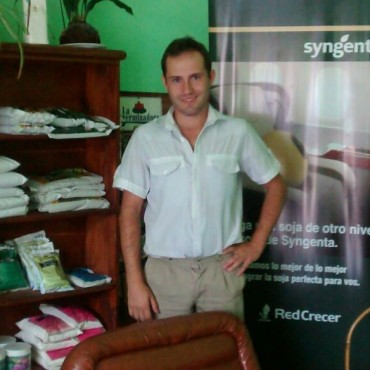 Fiagro junto a Catalpa brindaran el servicio de acopio de cereal en la planta de Eduardo Iroz