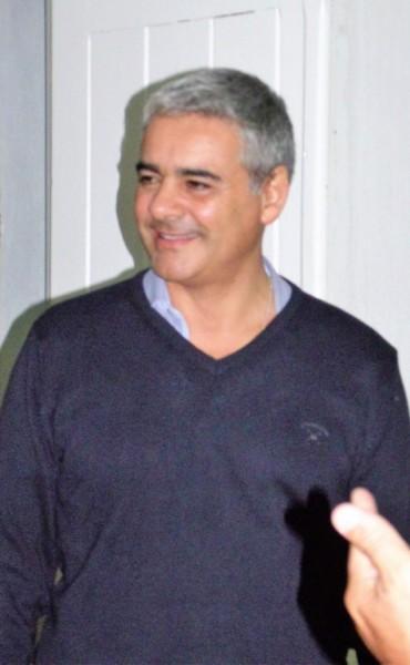 El Vicepresidente de la Cámara de Diputados visitó las instalaciones de Club Atlético Urdampilleta