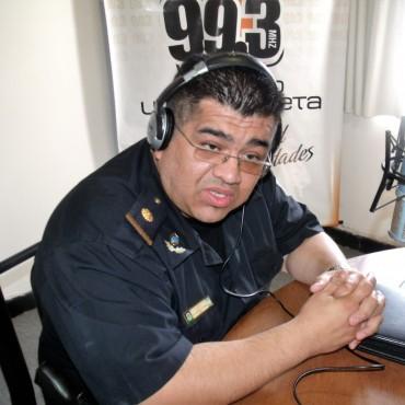 Maximiliano Ibarra Guevara ya se encuentra a disposición como Sub Comisario en Urdampilleta