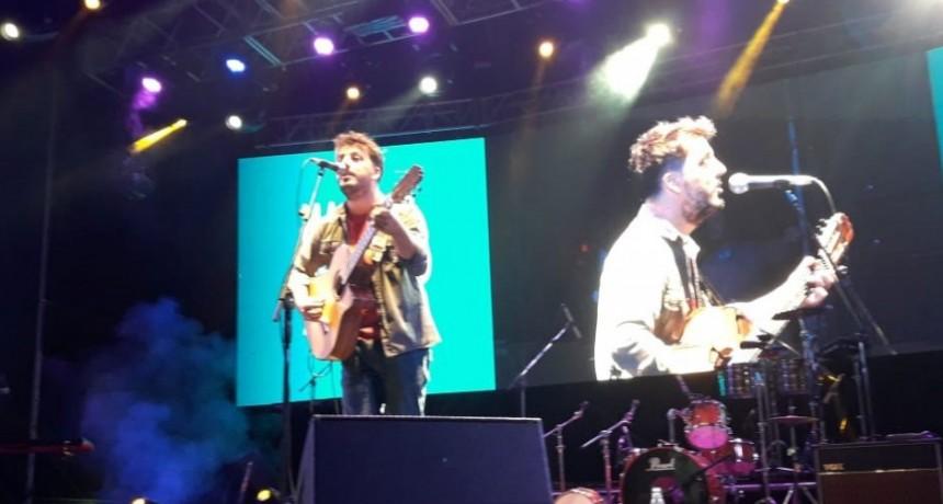 Rafael Doorish: 'Recorrer otros países con canciones propias es doblemente gratificante'