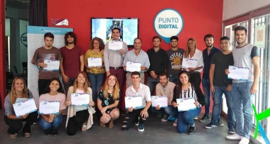 Punto Digital Urdampilleta participó de una capacitación de coordinadores en Pigüe