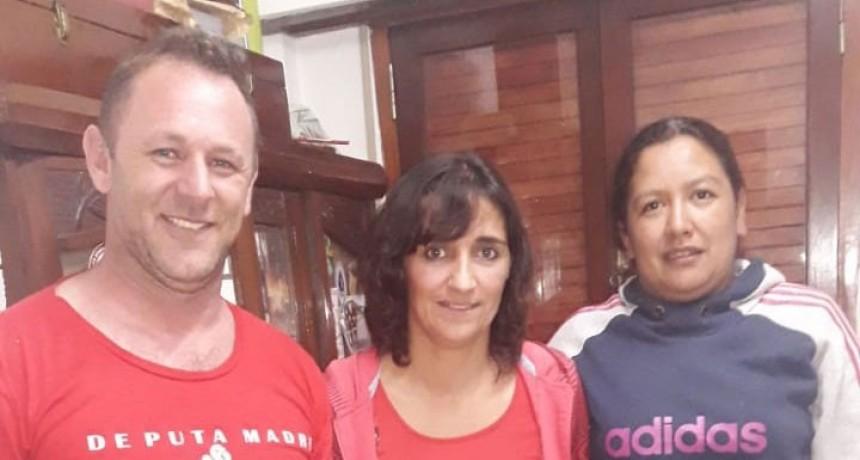 Gran éxito en la 1° pollada organizada por Bomberos Voluntarios de Urdampilleta