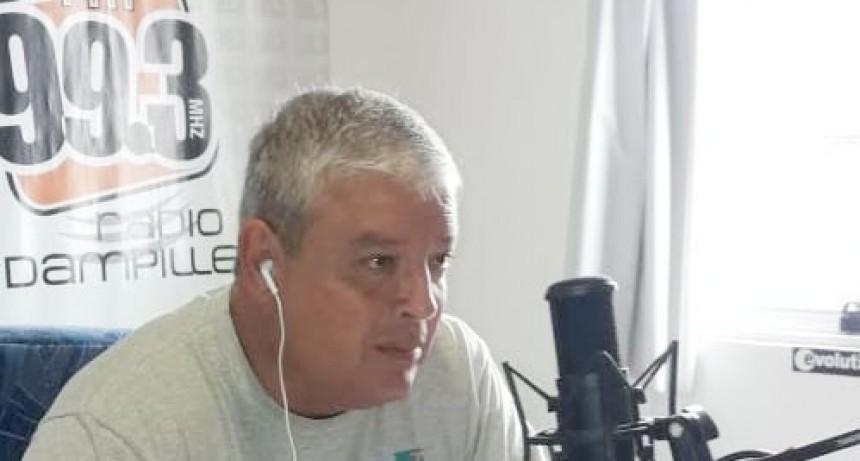 Marcelo Portilla: 'Este evento va a quedar en la historia del club, aunque hoy no nos demos cuenta'