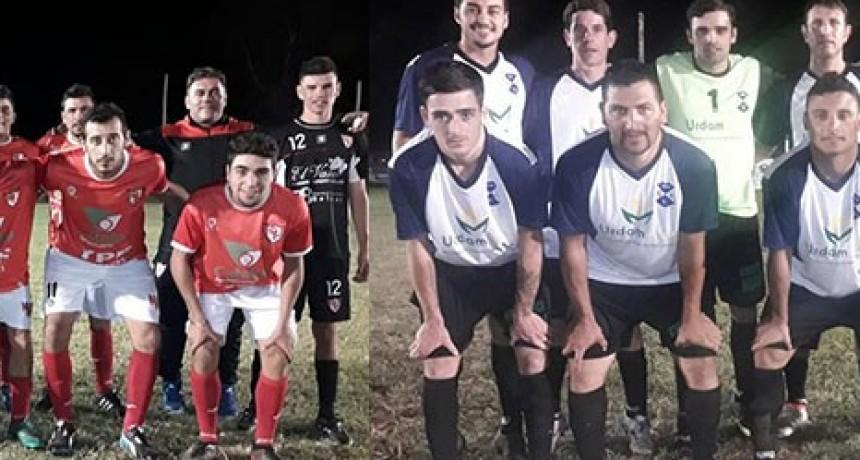 Se disputo la tercera fecha de la Copa Ciudad de Bolívar en Urdampilleta
