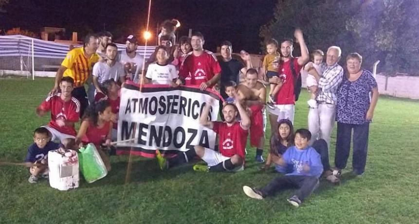 Atmosféricos Mendoza campeón del Torneo Nocturno de la EP N.° 54