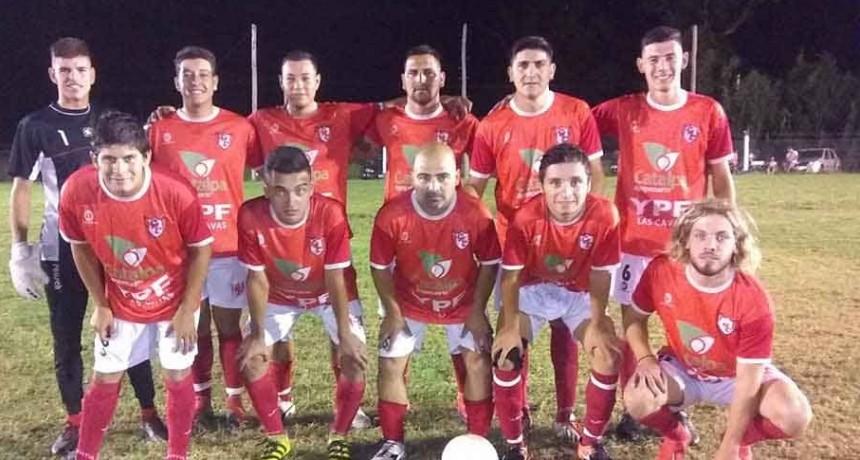Casariego es el único puntero y clasificado de la Copa Ciudad