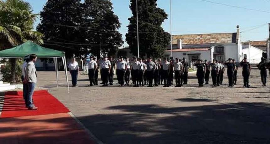 Sierra Chica; Se celebró el 138 Aniversario de la Unidad Penitenciaria N° 2