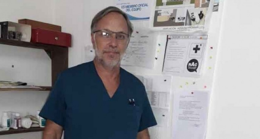 José María Maluendez; 'Tenemos que tener compromiso y responsabilidad para evitar la propagación de estas enfermedades'