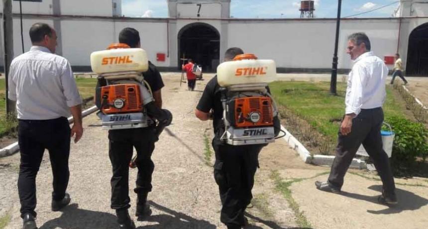 Continúan las acciones de prevención en las Unidades Penales del Complejo Penitenciario Centro Zona Sur