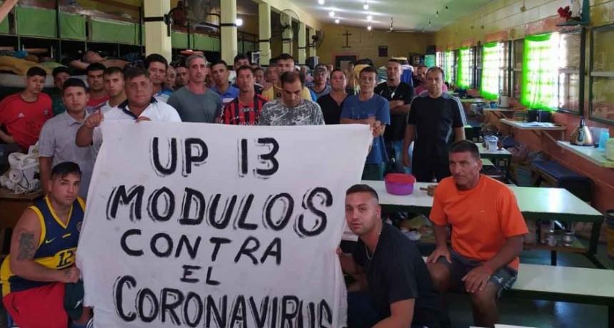 Casi 27.000 internos del Servicio Penitenciario Bonaerense decidieron restringir la visita de sus familiares por el Coronavirus