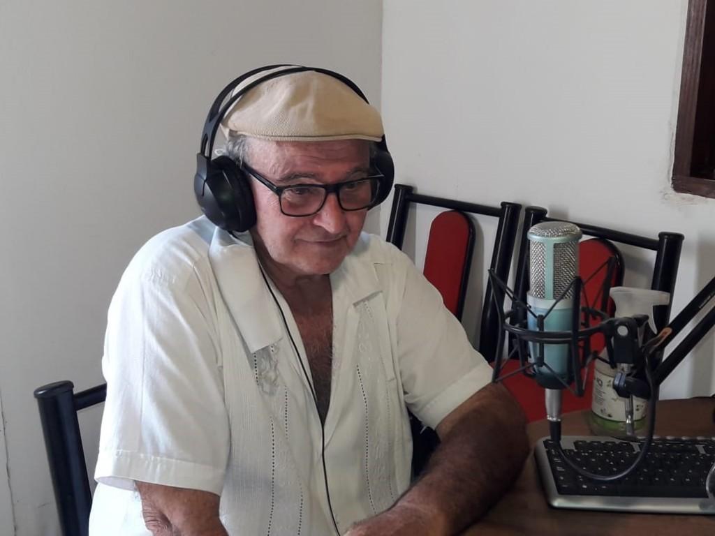 """Ernesto Merodio: """"No me gusta mucho hablar de Trote porque las personas creen que es timba o juego, si bien hay algunos que lo hacen de esa manera, también estamos los que lo hacemos por deporte y pasión"""""""