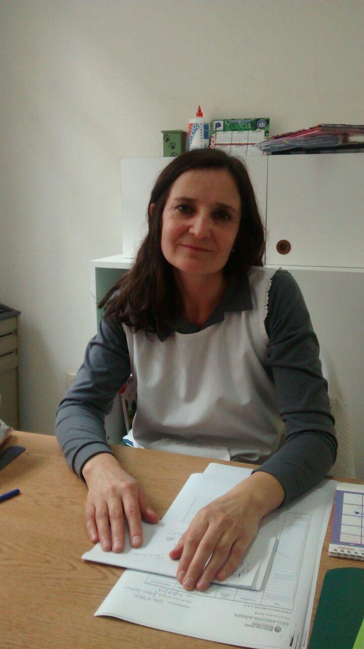 """María José Calvo: """"No podemos trabajar presencialmente porque no esta aprobado el protocolo a nivel Provincia"""""""