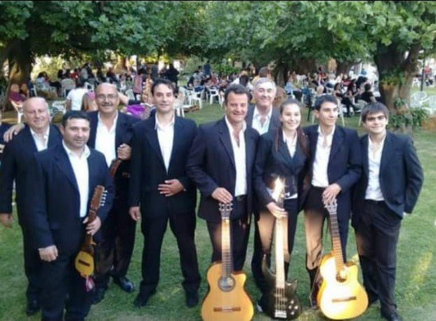 """Sergio Farías (Suyan): """"Fue un año duro para nosotros los músicos, lo único que hemos podido hacer es streaming"""""""