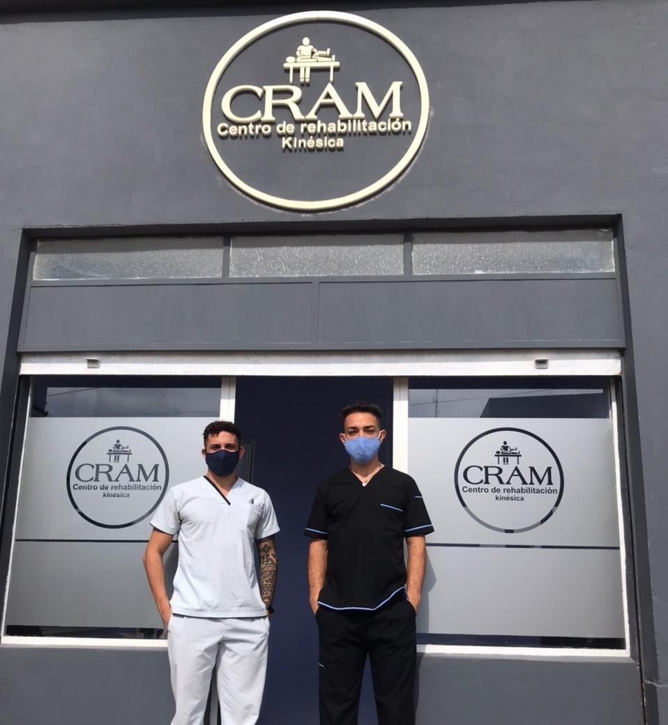 Centro de Rehabilitación Kinésica CRAM: Un servicio que llega para quedarse por el bienestar de la comunidad