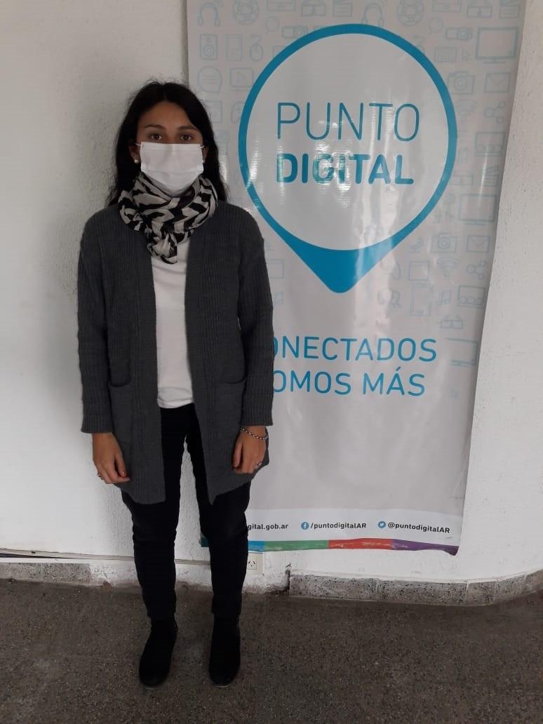 """Micaela Chiminella: """"Estamos trabajando para iniciar el Plan FinEs en Urdampilleta"""""""
